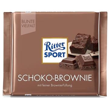 Billede af Ritter Sport Schoko-Brownie 100 g.