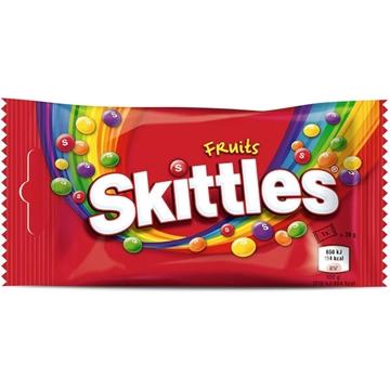 Billede af Skittles Fruits 38 g.