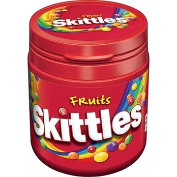 Billede af Skittles Fruits Dose 125 g.