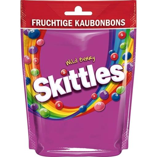 Billede af Skittles Wildberry 160 g.