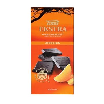Billede af Toms Ekstra Appelsin 100 g.