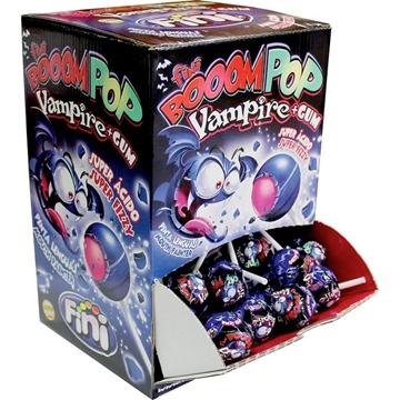 Billede af Tri D'Aix Finipop Vampire + Gum Lollies 16 g.