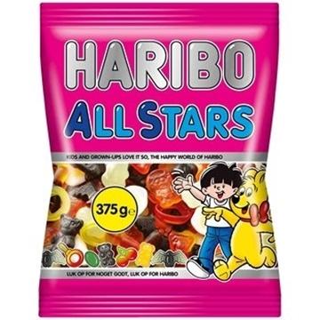Billede af Haribo All Stars 375 g.