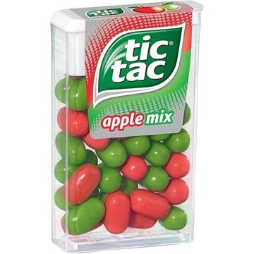 Billede af Ferrero Tic Tac Æble Mix 18 g.