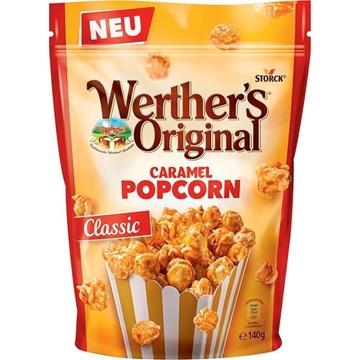 Billede af Werther's Original Caramel Popcorn, Classic 140 g.