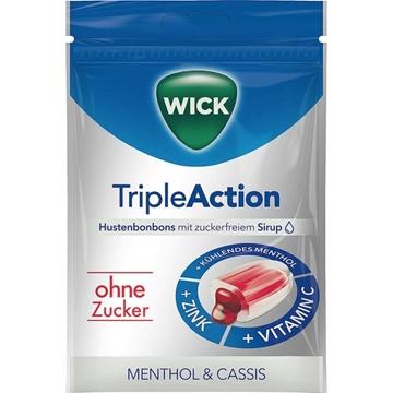 Billede af Wick Triple Action 72 g.