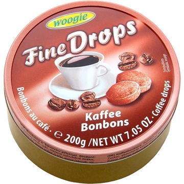 Billede af Woogie Bonbons Kaffee 200 g.
