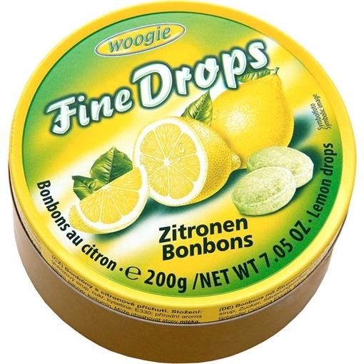 Billede af Woogie Bonbons Zitrone 200 g.