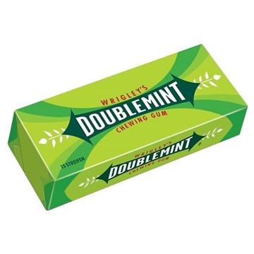 Billede af Wrigley's Doublemint Single Pack 42 g.