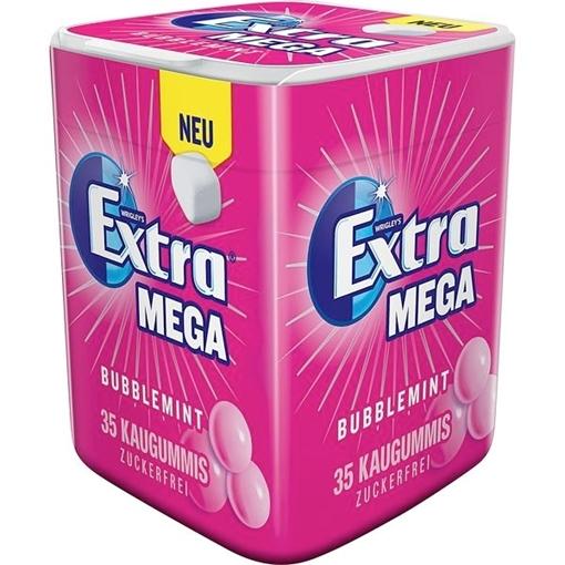 Billede af Wrigley's Extra Mega Bubblemint 95 g.