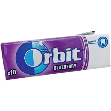 Billede af Wrigley's Orbit Blueberry 14 g.