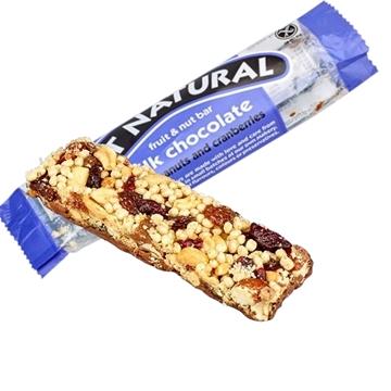 Billede af Eat Natural Mælke Chokolade 45 g.