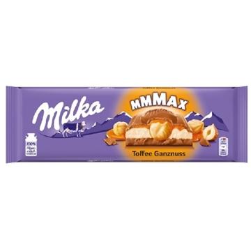 Billede af Milka nuss - nougat 300 g.