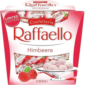 Billede af Ferrero Raffaello Hindbær 150 g.