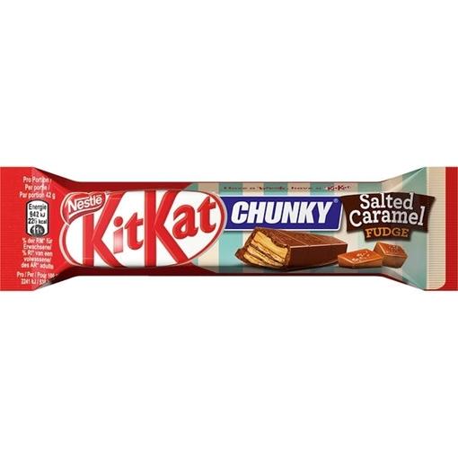Billede af STOP MADSPILD KitKat Chunky Salted Caramel 42 g.