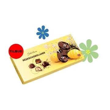 Billede af Carletti/Jakobsen Påske Chokolade 400 g.