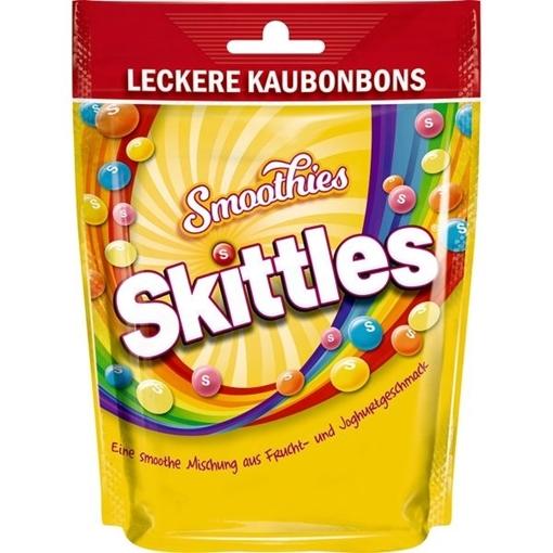 Billede af Skittles Smoothies 160 g.