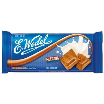 Billede af E. Wedel Milk Chocolate