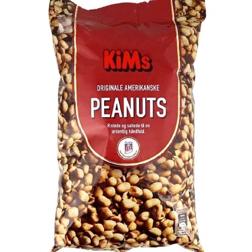 Billede af KIMS Peanuts 1000 g. MHT 05-04-2021