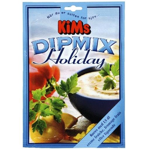 Billede af KIMS Dip Mix Holiday