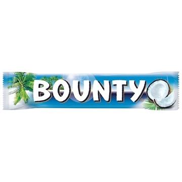 Billede af Bounty Mælkechokolade 57 g. MHT. 26-01-2021