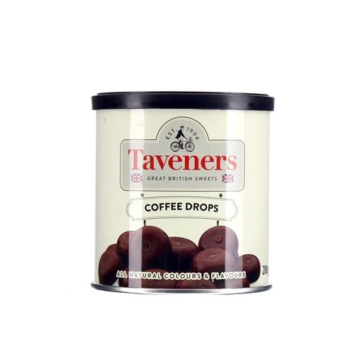 Billede af Taveners Coffee Drops 200 g. MHT. 25-05-2020