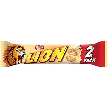 Billede af Lion White 2er-Pack 60 g. MHT. 30-09-2020