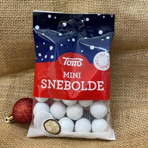 Billede af Toms Mini Snebolde 75 g.