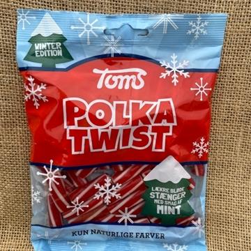 Billede af Toms Polka Twist 200 g.