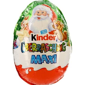 Billede af Ferrero Kinder Overraskelse Maxi Jul 100 g.