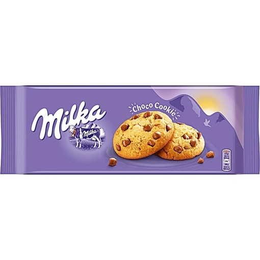Billede af Milka Choco Cookie 168 g. 23-01-2021