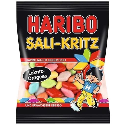Billede af Haribo Sali-Kritz 175 g.