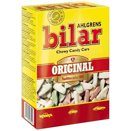 Billede af Ahlgrens Bilar Box 400g