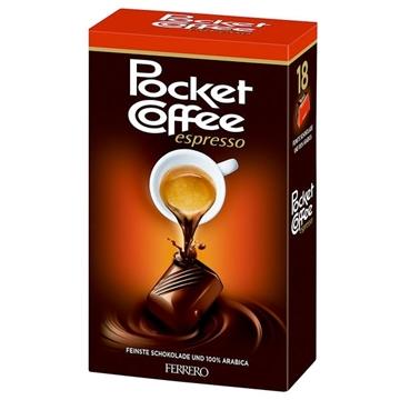 Billede af Ferrero Pocket Coffee 225 g.