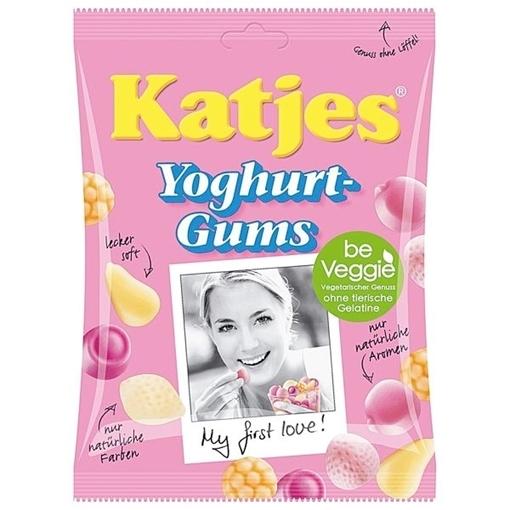 Billede af Katjes Yoghurt Gums 500 g.